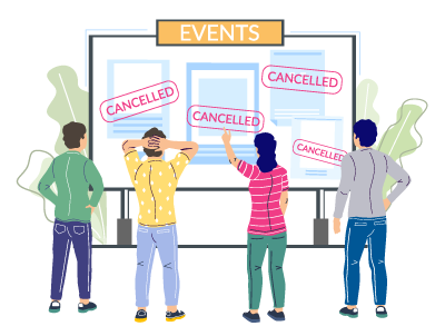 Trade Show cancellations