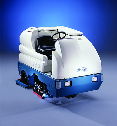 Commercial Sweeper Application