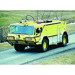 Walek Fire Truck Application