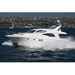 Yacht Marine Application