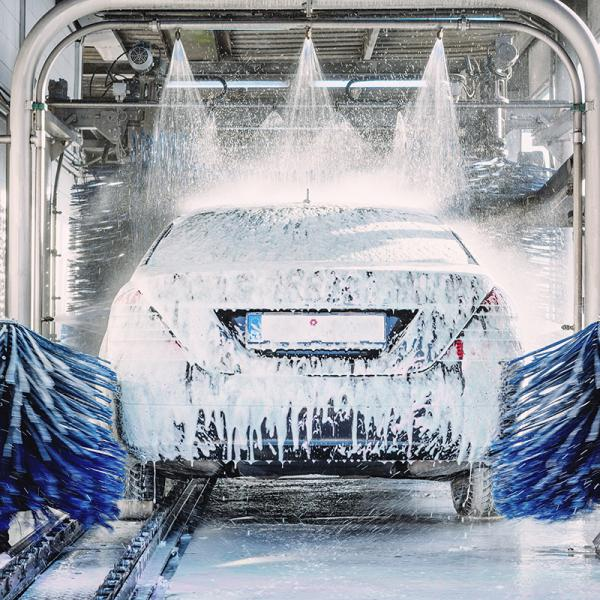 Featured application: Car Washes